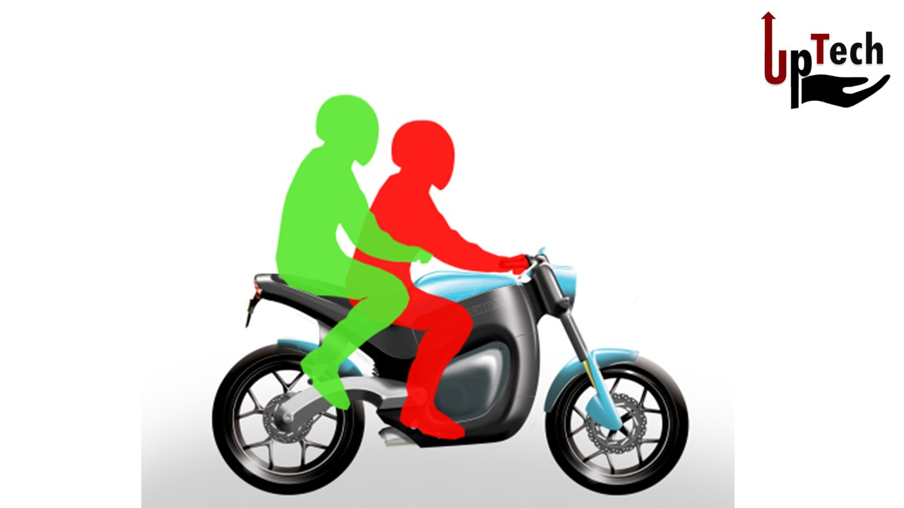 Enhancing Rider Safety  for 2W vehicles
