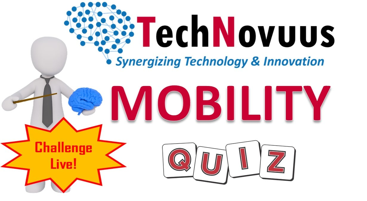 Online Quiz on Mobility
